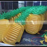 Crazy selling check inflatable floats toy pineapple float inflatable pineapple float for sale