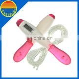 Popular counting jump ropes / baby safety fitness jump rope crossfit