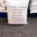 Good price 99.2% ammonium bicarbonate food additive /industrial use