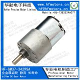 37mm Diameter Sanitary Ware DC Gear Motor with 24V / Customized Voltage Range GM37-3429SA