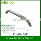 new stainless steel cube small drawer handle with high quality