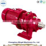 Cycloidal Pinwheel Planetary Reducer Gearbox, High Quality Cycloid Gearbox Transmission Variator