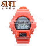 SNT-SP020A colorful digital sport watch fashion lcd sports watches 2013
