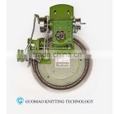 dial linking machine knitting sweater cuffs, changshu textile machinery manufacturer