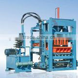 cement brick raw material and interlock block making machine type concrete block making machine