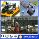 Distillation Machine black oil recycling machine lubricant oil refinning machine                                                                         Quality Choice