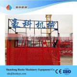 Material Handling Lift for Building Construction