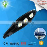 10 Years Factory High Brightness Solar Powered solar auto-sensing motion sensor led street light