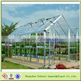 OEM customized size Garden greenhouse with PC board/flower houses for cold weather-GH2017