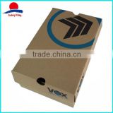 INQUIRY ABOUT Wholesale Custom Drop Front Shoe Box, Recyclable Shoe Box