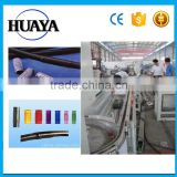 Inner inlay drip irrigation tape extrusion machine / PE Flat Dripper Pipe Machinery Line