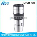High quality double wall stainless steel travel mug inserts