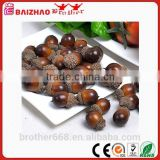 Cheap Decoration Artificial Fruit Fake Chestnut