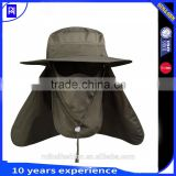 Outdoor Fashion Summer Outdoor Sun Protection Fishing Cap Neck Face Flap Hat