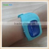 SOS Function Kids GPS watch Remote GPS Tracking Hand-free Wireless Bluetooth Digital Smart
