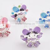mini claw clip jeweled hair claw clip supply with discount