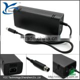 220V high frequency ac dc power adapter for xbox 360 e with US,AU,UK,EU etc. plugs for xbox 360E power supply