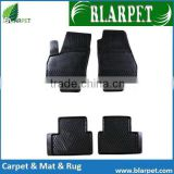 OEM branded non skid 2 sides using rubber car mat