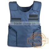 Ballistic Vest adopt Kevlar or TAC-TEX material with NIJ IIIA bulletproof vest fabric passed SGS test