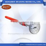 2014 new best price high quality cheapest stainless steel professional dial useful food cooking thermometer