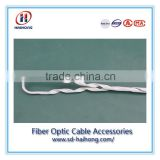 performed suspension clamp for ADSS cable/electrical link fitting/clamp for hanging cable
