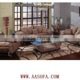 Cheers leather sofa recliner designer replica sofa white furniture