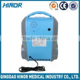 Home use battery oxygen generator