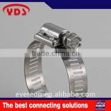 American type v band exhaust hose clamp heavy for automotive