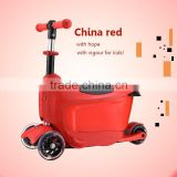 New designed manufacture supply 3 in 1 scooter kids with no welding T-bar                                                                         Quality Choice