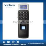 Nordson FR W2000 TCP/IP RFID Biometric Fingerprint door Access Control System Time Attendance with LCD screen keypad
