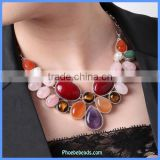 Wholesale New Arrival Multi Gemstone Necklaces For Women GN-N016