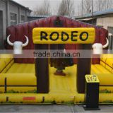 Factory price inflatable mechanical bull,adults rides bull riding games,ride crazy bull for sale                                                                                                         Supplier's Choice