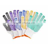 Good Quality Working Cotton Glove with CE approval