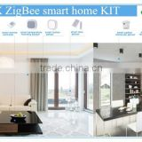 ZigBee Smart Home Automation System Wireless Remote Control by APP VIA IOS Android Smart