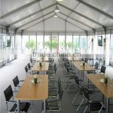 Winter Galvanized Pole Material and 50 + Person Tent Type Party Tents