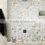 100*100mm sample for freshwater shell for bathroom wall tile decor                                                                                                         Supplier's Choice