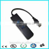 USB 3.0 to ethernet 3 usb port multi-function lan to usb adapter                                                                                                         Supplier's Choice