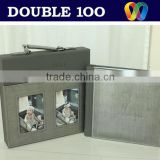 Double100 top quality digital baby photo album cover with case