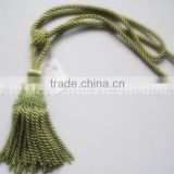 tieback tassels in curtain accessories for home textiles, bullion tassel tie back
