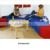 children high quality soft sofa furniture indoor soft combination
