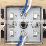 Factory Direct LED module SMD2835 Blue12V 4led 0.48W 60LM Waterproof for advertising Sign/Logo box samsung