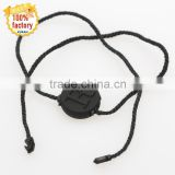 plastic string hang label with logo, plastic string tablets, cheap garment plastic string seal tag