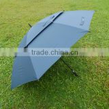 double layers windproof tent beach sun umbrella