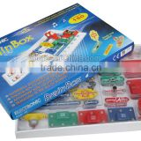 Educational toys electronic brain box block kits for children Model is 188