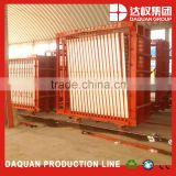 Wuhan Daquan production line with automatic machinery for eps cement sandwich panel, fiber cement sandwich panel