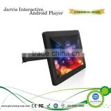 10 inch LCD Android Tablet interactive JARVIS digital signages kiosk
