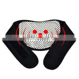 2016 New products health care pain relief magnetic traction neck brace,self heating neck support belt