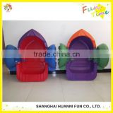 Plastic Rowing paddle boat price, Fishing ferry ,plastic boat,2.7m