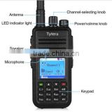 2800mAh 5 watt dmr talkie walkie compatible with moto Tier I and Tier II