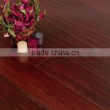 ZNSJ Antique Hand Scraped Bamboo Flooring carbonized/cherry/walnut stained antique bamboo flooring